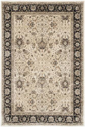 Safavieh Persian Garden Peg607d Ivory - Black Area Rug