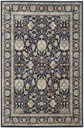 Safavieh Persian Garden Peg607n Navy Area Rug
