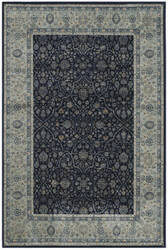 Safavieh Perisan Garden Vintage Pgv606e Navy - Light Blue Area Rug