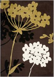 Safavieh Porcello Prl3722a Brown - Green Area Rug