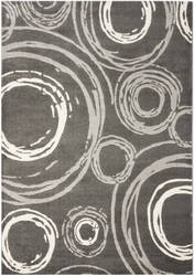 Safavieh Porcello Prl3727b Dark Grey Area Rug