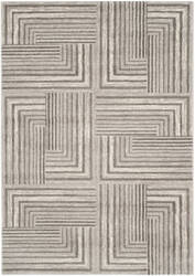 Safavieh Porcello Prl3740d Light Grey / Dark Grey Area Rug