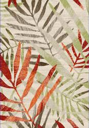 Safavieh Porcello Prl4818c Ivory / Green Area Rug