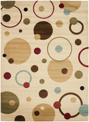 Safavieh Porcello Prl6851 Ivory / Multi Area Rug