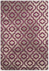 Safavieh Porcello Prl7734b Light Grey - Purple Area Rug