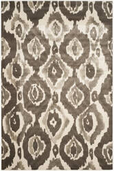 Safavieh Porcello Prl7736a Ivory - Dark Grey Area Rug