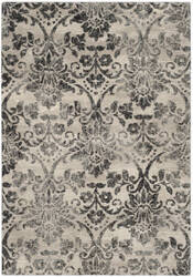 Safavieh Retro Ret2184 Cream - Grey Area Rug