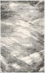 Safavieh Retro Ret2891 Grey / Ivory Area Rug