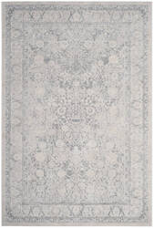 Safavieh Reflection Rft663c Light Grey - Cream Area Rug
