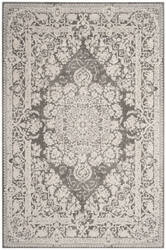 Safavieh Reflection Rft664b Dark Grey - Cream Area Rug