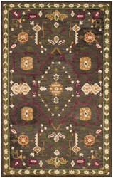 Safavieh Roslyn Ros535a Sage - Ivory Area Rug