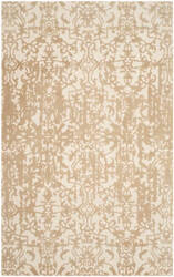Safavieh Restoration Vintage Rvt101b Ivory - Sand Area Rug