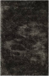 Safavieh South Beach Shag SBS562E Charcoal Area Rug