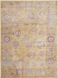 Safavieh Sevilla Sev812e Gold - Multi Area Rug