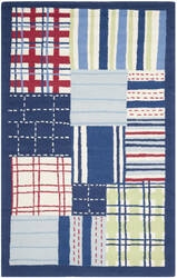 Safavieh Kids SFK318A Blue / Multi Area Rug