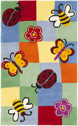 Safavieh Kids Sfk753a Multi Area Rug