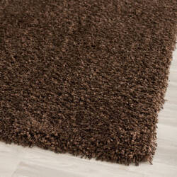 Safavieh California Shag Sg151-2727 Brown Area Rug