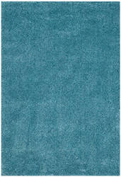 Safavieh California Shag Sg151-5858 Turquoise Area Rug
