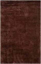 Safavieh Milan Shag Sg180 Brown Area Rug