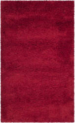 Safavieh Milan Shag Sg180-4040 Red Area Rug