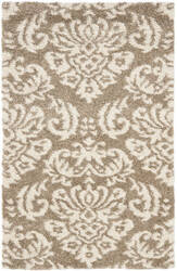 Safavieh Florida Shag Sg460-1311 Beige / Cream Area Rug
