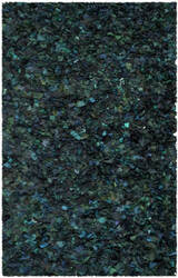 Safavieh Shag Sg951a Green - Multi Area Rug