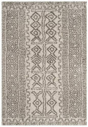Safavieh Hudson Shag Sgh376a Ivory - Grey Area Rug