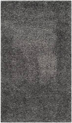 Safavieh Santa Monica Shag Sgn725 Dark Grey Area Rug