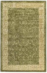 Safavieh Silk Road Skr213a Spruce / Ivory Area Rug