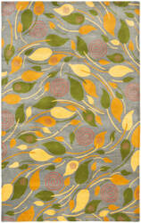 Safavieh Soho Soh217a Grey / Multi Area Rug