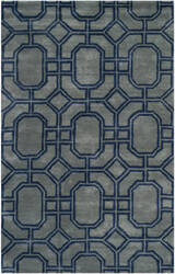 Safavieh Soho SOH414A Grey / Dark Blue Area Rug
