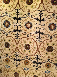 Safavieh Soho Soh446a Ivory / Multi Area Rug