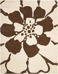 Safavieh Soho Soh730b Beige - Brown Area Rug