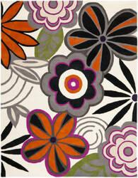 Safavieh Soho Soh743a Ivory / Multi Area Rug