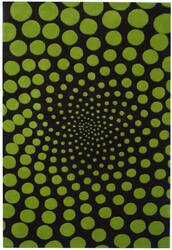 Safavieh Soho Soh766c Brown / Green Area Rug