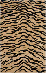 Safavieh Soho SOH789A Gold / Black Area Rug