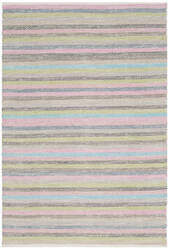 Safavieh Striped Kilim Stk421d Light Grey - Multi Area Rug