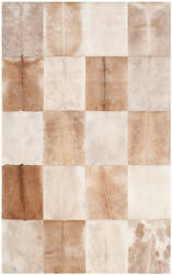 Safavieh Studio Leather Stl168a Beige - Brown Area Rug