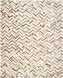 Safavieh Studio Leather STL519A Grey / Multi Area Rug
