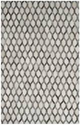 Safavieh Studio Leather Stl666a Ivory - Grey Area Rug