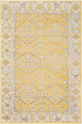Safavieh Stone Wash Stw213a Yellow Area Rug