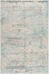 Safavieh Tiffany Tfn211a Silver - Blue Area Rug