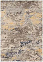Safavieh Tiffany Tfn801a Grey - Gold Area Rug