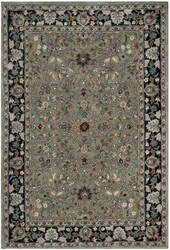 Safavieh Total Performance Tlp715a Green - Black Area Rug