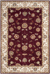 Safavieh Total Performance Tlp725a Red - Ivory Area Rug