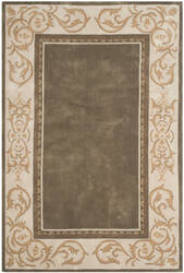 Safavieh Total Performance Tlp727c Olive - Ivory Area Rug