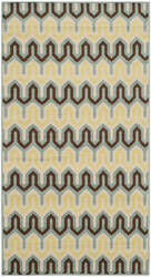 Safavieh Hampton HAM516AL Light Blue / Green Area Rug