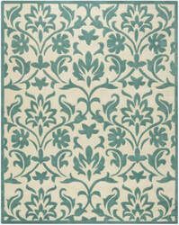 Safavieh Modern Art Mda635a Ivory / Light Blue Area Rug