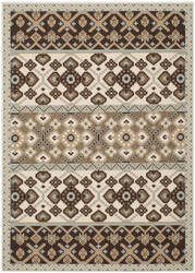 Safavieh Veranda VER093-0212 Cream / Chocolate Area Rug
