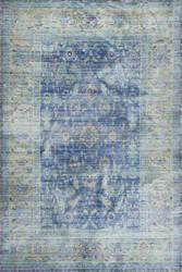 Safavieh Valencia Val123m Blue - Multi Area Rug